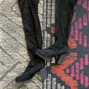 Over the Knee Free people Boots